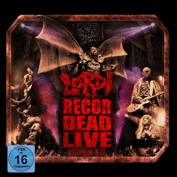 Recordead Live - Sextourcism In Z7 | Lordi LP | EMP