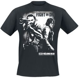 Rick Grimes And Daryl Dixon - Fight Or Die
