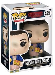 Eleven with Eggos (Chase Edition möglich) Vinyl Figure 421
