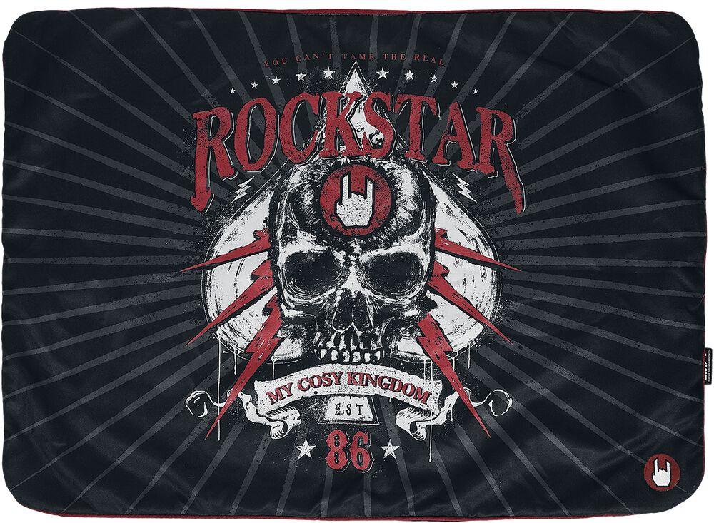 Rockstar - Hundedecke