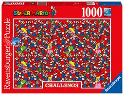 Super Mario Challenge Puzzle