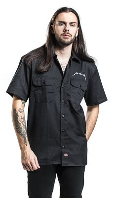 Master Of Puppets, Dickies Workerhemd