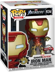 Avengers - Iron Man (Gamerverse) Vinyl Figur 634