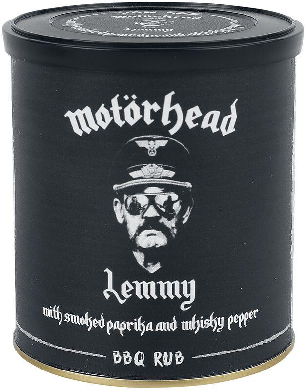 Lemmy - BBQ Rub