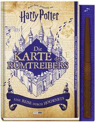 Die Karte des Rumtreibers - Eine Reise durch Hogwarts