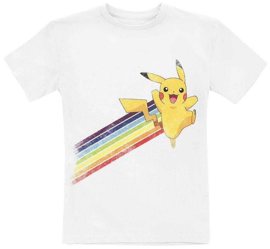 Pikachu - Regenbogen
