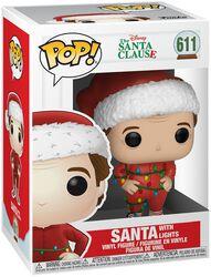Santa Clause - Eine schöne Bescherung Santa with Lights Vinyl Figure 611