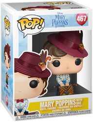 Mary Poppins with Bag Vinyl Figure 467