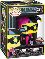 Harley Quinn (Black Light) Vinyl Figur 371