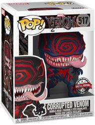 Corrupted Venom Vinyl Figure 517