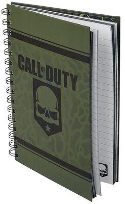 Skull - Notizbuch
