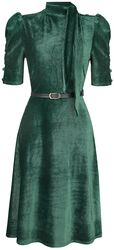Penelope Velvet Dress