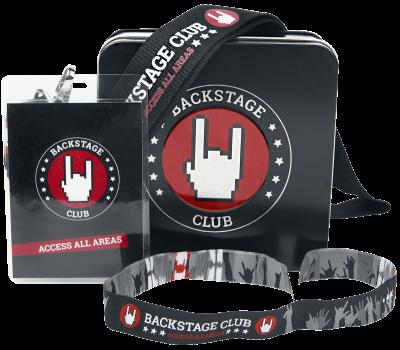Backstage Club Goodies